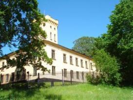 Gamla Skogsinstitutet vid Nobelparken